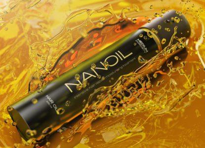 Естествена грижа за косата. Силата на маслата в продуктите Nanoil